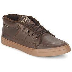 DVS rivera heren sneakers (Bruin)