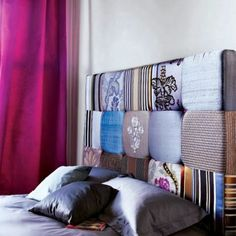 34 DIY Headboard Ideas | Pinterest | Tufted Headboards, Diy Tufted  Headboard And Diy Headboards