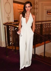 diner en blanc attire, white jumpsuit