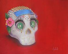 Kawaii skull