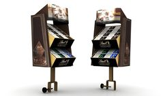 Lindt Excellence POS 2014 on Behance