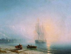 Ivan Aivazovsky Outstanding Sea Paintings  Europe