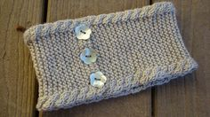Knit Headband - Crafts by Starlight