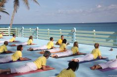In love with yoga? Become a yoga teacher in the classical Sivananda tradition. Monthlong immersion training and yogic lifestyle at our ashram in the Bahamas. No prerequisites; next courses in April and May.