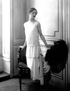 Varda Madame Chanel para la revista Vogue en 1924.