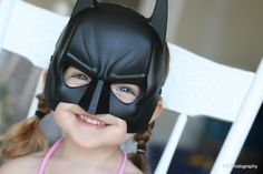 Batman kid.