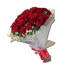 Send 30 #Red #Roses Hand Bunch Surprise and #Deliver Smile