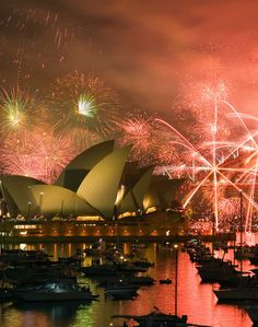 Ringing in the New Year in Sydney means you'll be among the first in the world to welcome 2015