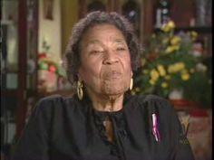 Amelia Boynton Robinson: Marching in Selma - A hero for all women.