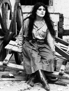 1917 Heart and Soul, with Theda Bara.