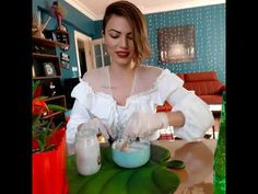 PİRİNÇ KREMİ ile PORSELEN GİBİ BİR CİLT - YouTube Homemade Skin Care, Detox, Diy And Crafts, Beauty, Youtube, Face Creams, Women, Rice, Masks