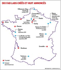 Technos et Innovations :  C'est un peu la tendance  underground  de la fabrication. Aux quatre coins de la France, de jeunes ingénieurs, chercheurs et... Articles liés Enquête, Recherche, Technos et Innovations, Le choix de la rédaction - Actualité de l'industrie