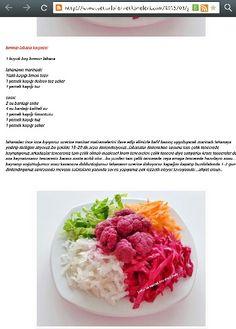Alintidir salata icin kırmızı lahana tursusu