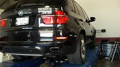 Just put some Michelin tires on a BMW SUV and geting ready to do an alignment to help the tires last.