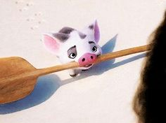 Pua from Moana Cutest sidekick eveeer 💕 Disney Pop Art, Cute Disney, Disney Magic, Disney Sidekicks, New Disney Movies, Disney Characters, Disney And Dreamworks, Disney Pixar, Walt Disney