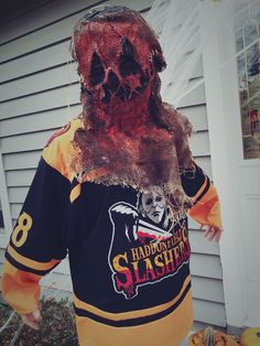 Dave's Geeky Jerseys are a scream! Happy Halloween!