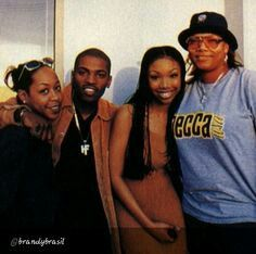 Pin By Lupitalover On Pinterest On Brandy Norwood The Boy Is Mine Black Hollywood Tichina Arnold