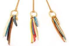 Bohemian Necklace Lo