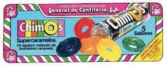 Caramelos Chimos.
