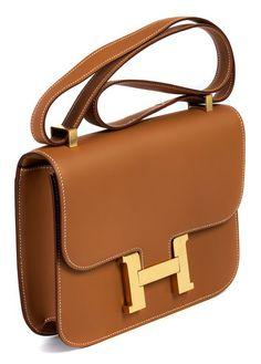 Best Women s Handbags   Bags   Hermès Constance at Luxury   Vintage Madrid   eee266b9990