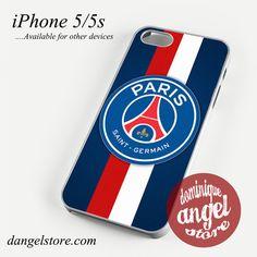 paris saint germain fc Phone case for iPhone 4/4s/5/5c/5s/6/6 plus
