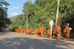 Every time I go back to SE Asia, I fall in love with that orange again.