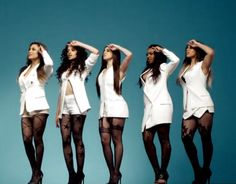 "Fifth Harmony Bo$$ vídeo, pledging aligance to ""I pledge allegiance to my independent girls in here!"""