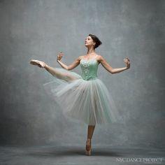 Lauren Lovette - © NYC Dance Project (Deborah Ory and Ken Browar)