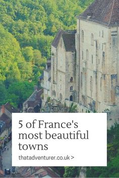 European Holidays that You Need to Have on Your Bucket List The UNESCO World Heritage site of Rocamadour in Frances Dordogne Valley is one of the most beautiful towns in the whole of France Europe Destinations, Europe Travel Tips, European Travel, Traveling Tips, Holiday Destinations, Travelling, Visit France, South Of France, Corsica