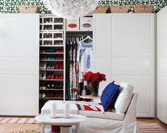 50 Clever ideas to organize your wardrobe