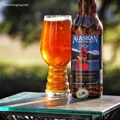 Thanks @brewtographer for another awesome shot! #alaskanbeer #imperialipa
