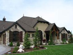 Home built by Cameo Homes Inc. in Utah. www.cameohomesinc.com