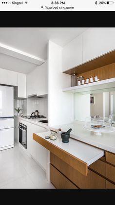 6 traditional kitchen cabinet with pantry built into it 4 « Kitchen Design Home Decor Kitchen, Interior Design Kitchen, Kitchen Furniture, New Kitchen, Home Kitchens, Furniture Stores, Kitchen Small, Kitchen Ideas, Loft Kitchen