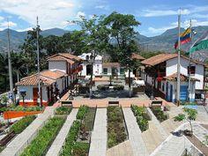 El Pueblito Paisa, Medellín, Antioquia