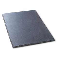 Thirstystone Slate Cheese Board, Black