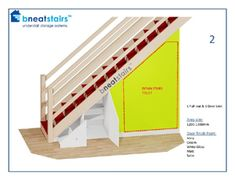Under Stairs Storage Systems - Under Stair Space Solutions from Bneatstairs Under Stair Storage System, Under Stairs Storage Solutions, Storage Systems, Diy Understairs Storage, Attic Storage, Staircase Shelves, Staircase Ideas, How To Treat Flu, Hallway Colours