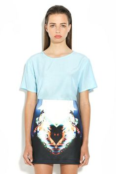 "Online ""Star Style"" Australian Fashion Boutique.  The Clarissa Skirt  http://www.tadameboutique.com/collections/all/products/clarissa-skirt#sthash.QVcNzIJc.dpbs  #Ringuet #Clarissaskirt #printedskirt #boldprint #printskirt #blueskirt #skirt #skirts #bodyconskirt #neoprene #neopreneskirt #designerfashion #designerskirt #Aussiefashion #Australianfashion #onlineboutique #celebstyle #onlinefashionboutique #startstyle"