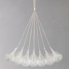 Buy John Lewis Jensen 25 Light Cluster Ceiling Light Online at johnlewis.com
