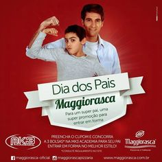 Nosso cliente Maggiorasca Pizzaria lança promoção do Dia dos Pais. Mais uma  campanha com a assinatura da Ferro Propaganda!  ferropropaganda 0885637f54
