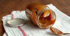 Recept na domácí karamelové salko