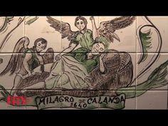 El 375 aniversario del milagro de Calanda por la agencia de noticias mexicana Notimex. El vídeo cuenta con la participación del párroco de Calanda Jorge Aristizábal Muñoz y del técnico municipal de Cultura José Miguel Asensio
