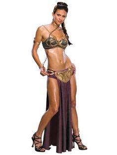 Star Wars Princess Leia Slave Adult | Wholesale TV & Movie Halloween Costumes for Women