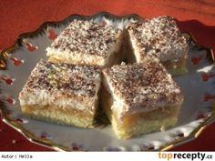 Baking Recipes, Dessert Recipes, Desserts, Czech Recipes, Ethnic Recipes, Tiramisu, French Toast, Sweet Tooth, Sweets