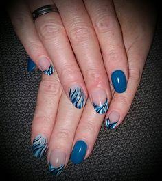 Eigen nagels  #gel #nailart