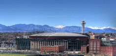 Pepsi Center, Denver CO - Tickets to all Avs and Nuggets Games as well as all events at The Can Here - http://wheresmyseat.net/pepsi-center/