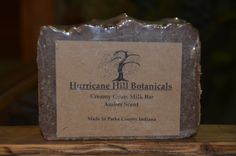 Creamy Goats Milk Amber Scent by HurricaneHill on Etsy