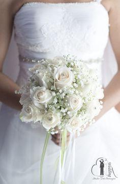 Fantastic wedding's flowers <3