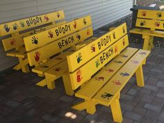Michael Boy Scout Builds Five Buddy Benches - North Wright . Michael Boy Scout Builds Five Buddy Benches - North Wright . Daisy Girl Scouts, Girl Scout Troop, Scout Mom, Scout Leader, Eagle Scout Project Ideas, Girl Scout Silver Award, Buddy Bench, Boy Scouts Merit Badges, Kindness Projects