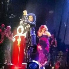 Prince and the NPG and the 3rdEyeGirl