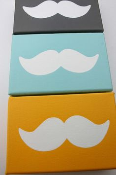 #mustaches from @paintmeapic